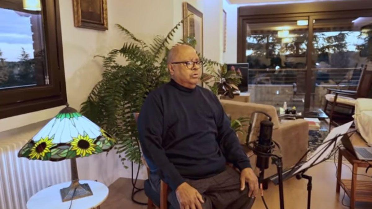 Coronavirus: Pablo Milanés canta Esperando el Milagro