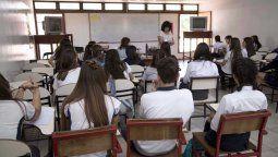 El 89 % de estudiantes secundarios aprobaron materias adeudadas