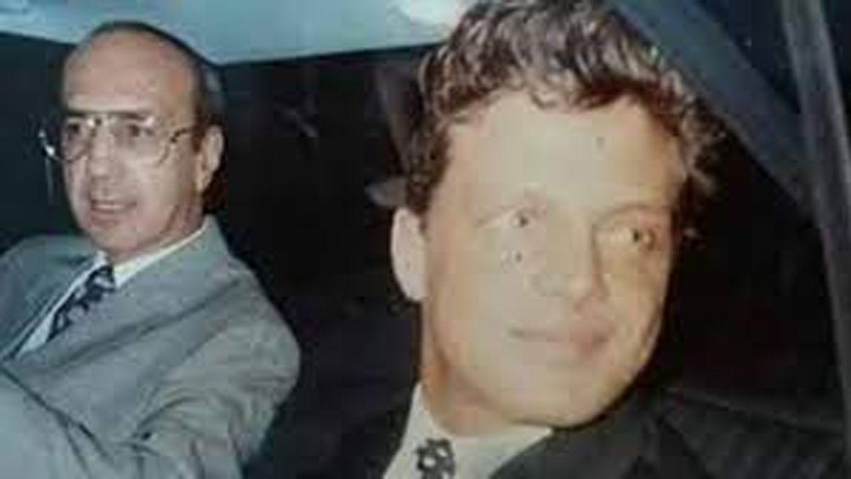 Hugo López y Luis Miguel.