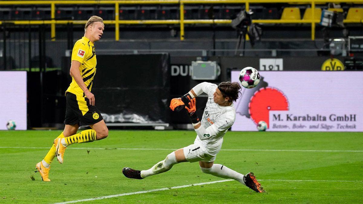 El Dortmund tasó el valor de Erling Haaland
