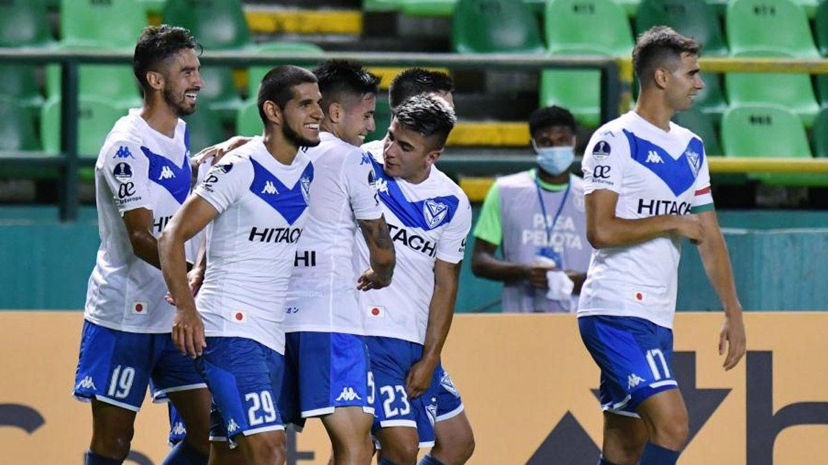 Vélez iniciará los cuartos de final de la Sudamericana