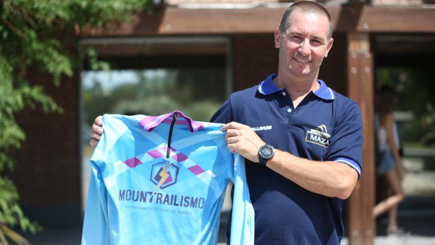 Sergio Furlán, mentor de una disciplina que fusiona trail y montañismo