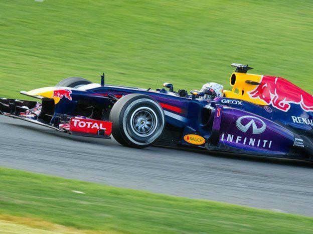 Vettel marcó el rumbo en el inicio de la temporada