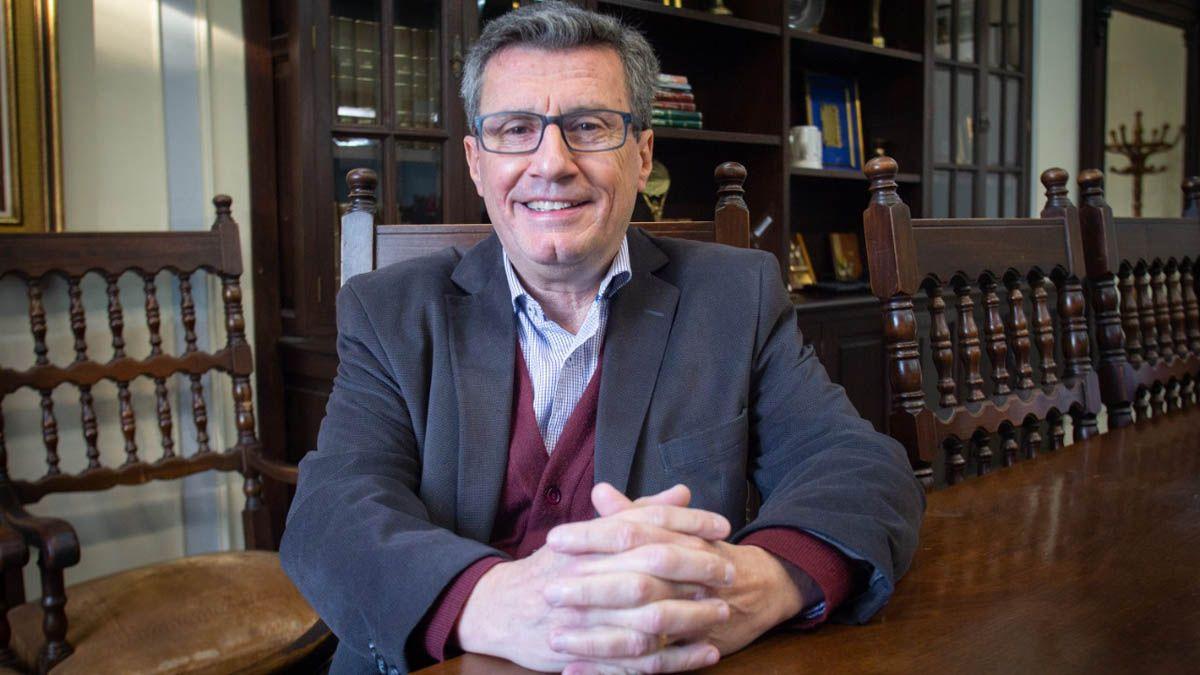 Horacio Romani, Gerente de Negocios del Banco Bica.