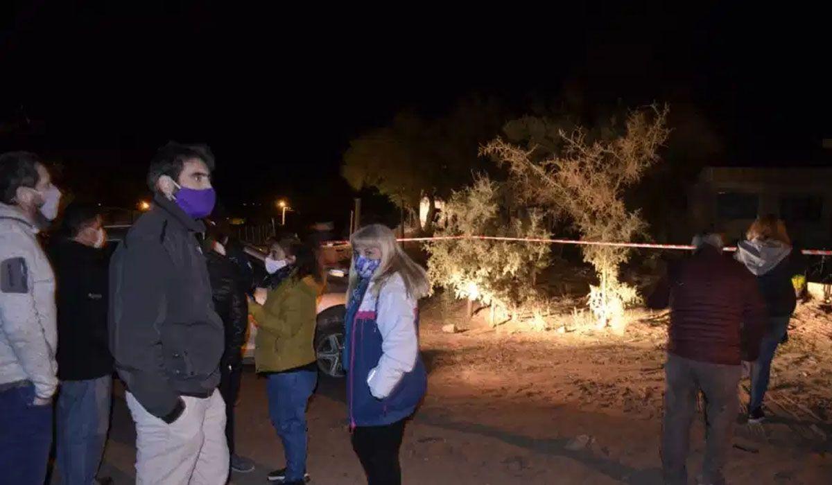 Explotó la escuela Aguada San Roque de Neuquén, dos personas murieron y una docente está grave