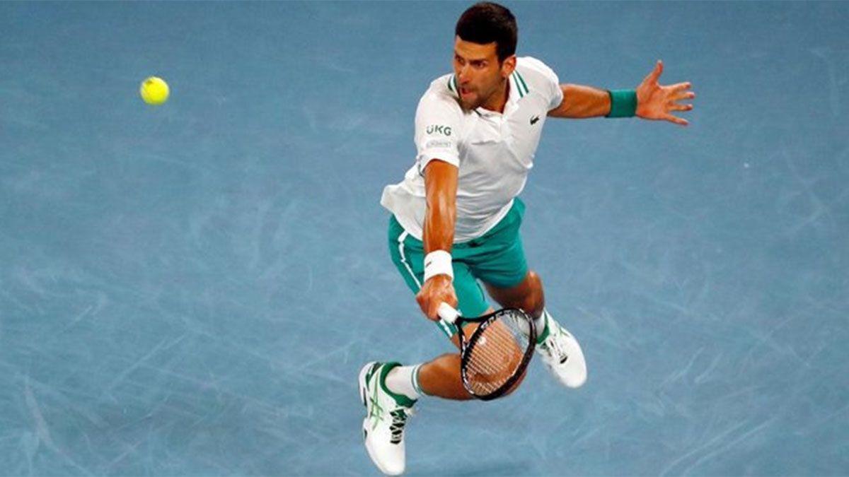 Abierto de Australia: Djokovic avanzó a los cuartos de final