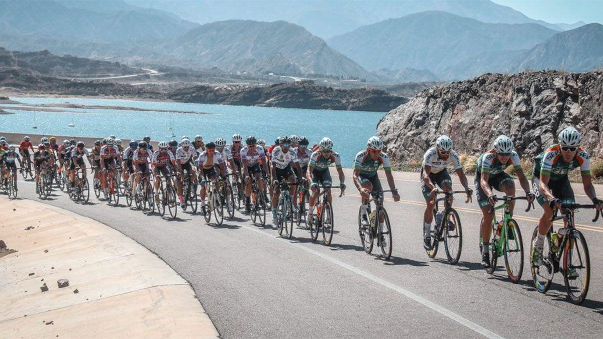 Presentaron la 45ª Vuelta de Mendoza