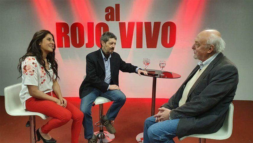 Elbio Rodríguez mostró cómo mide cada candidato a la gobernación en Al rojo vivo