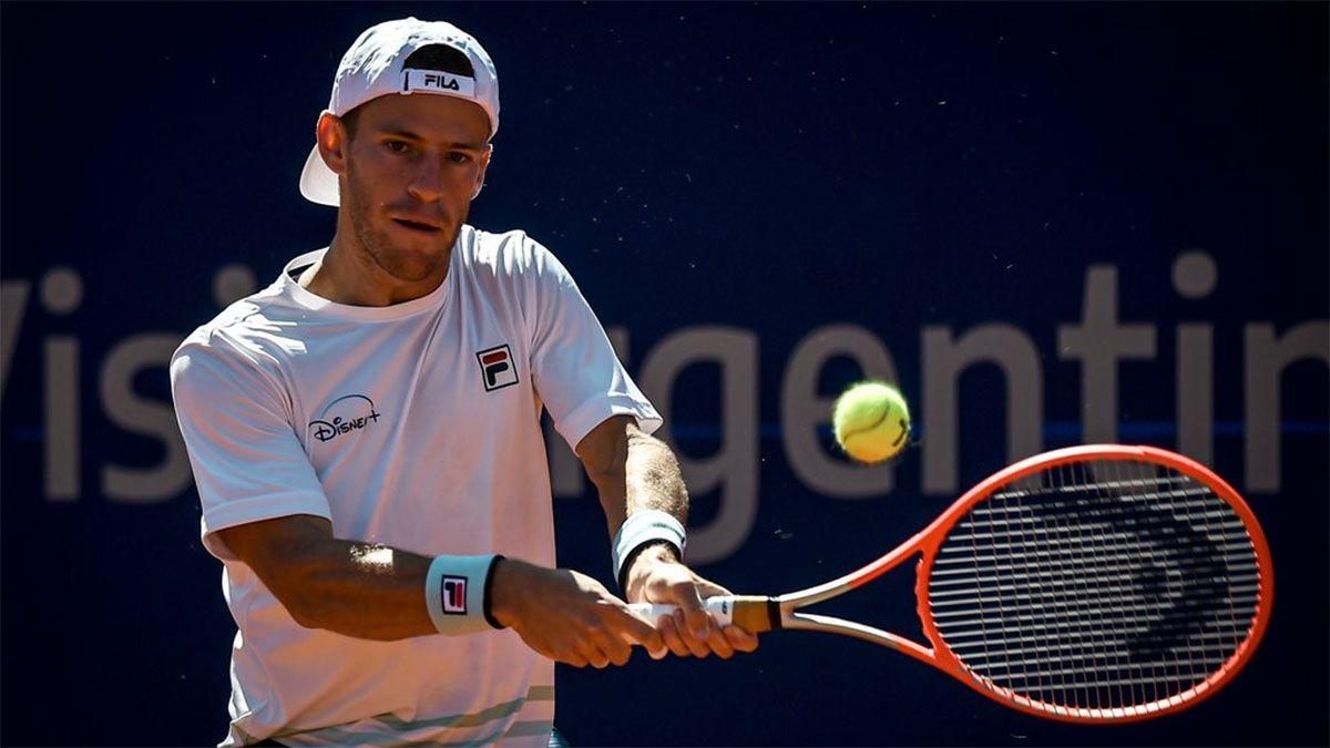 Diego Schwartzman se consagró campeón del Argentina Open