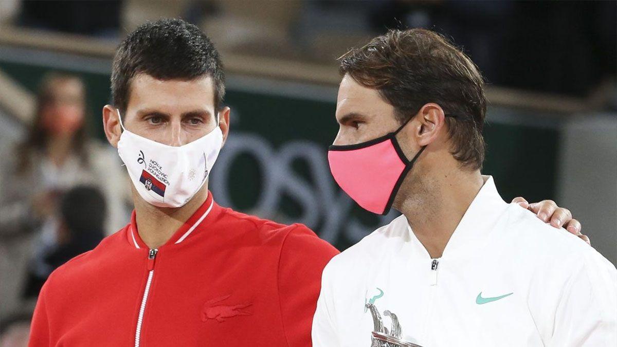 Djokovic y Nadal definirán el Masters de Roma