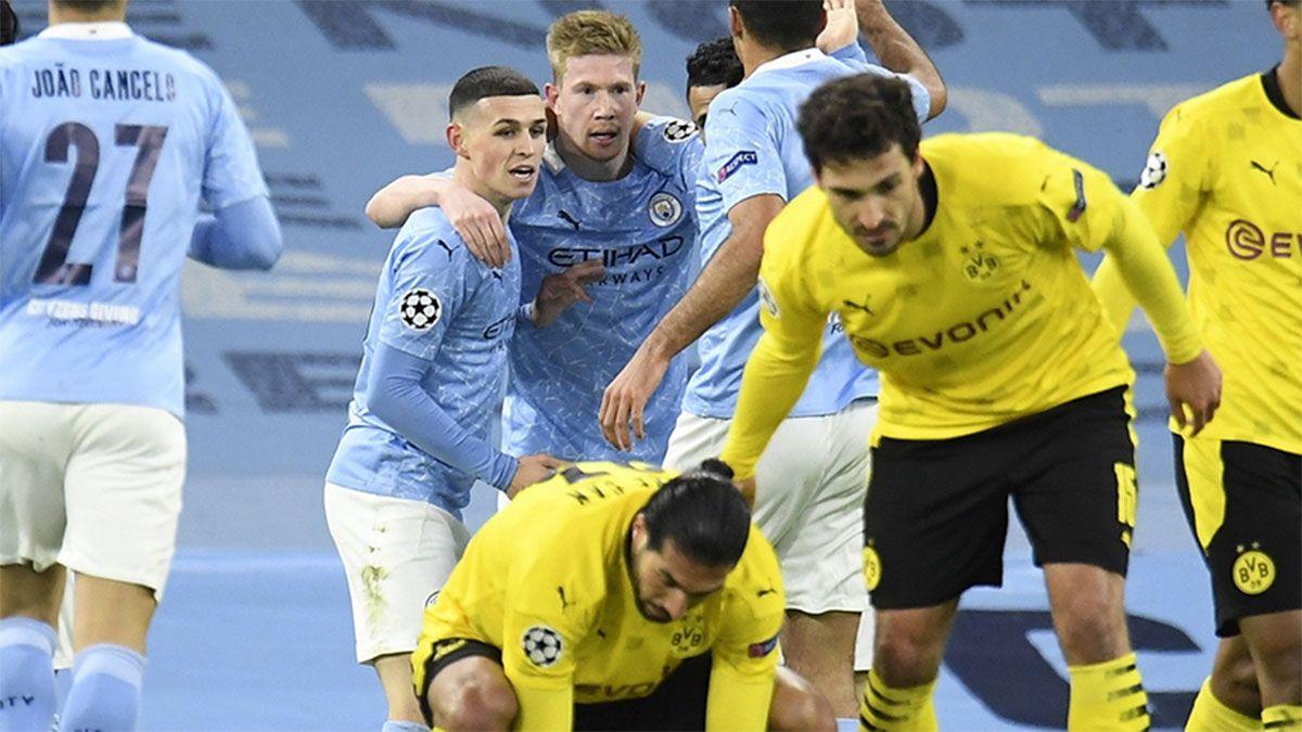 Champions: el City y el Real Madrid buscarán las semifinales