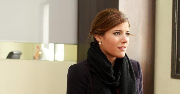"""Elina Tapia: """"Me estoy acomodando  a lo que es ser reina"""""""