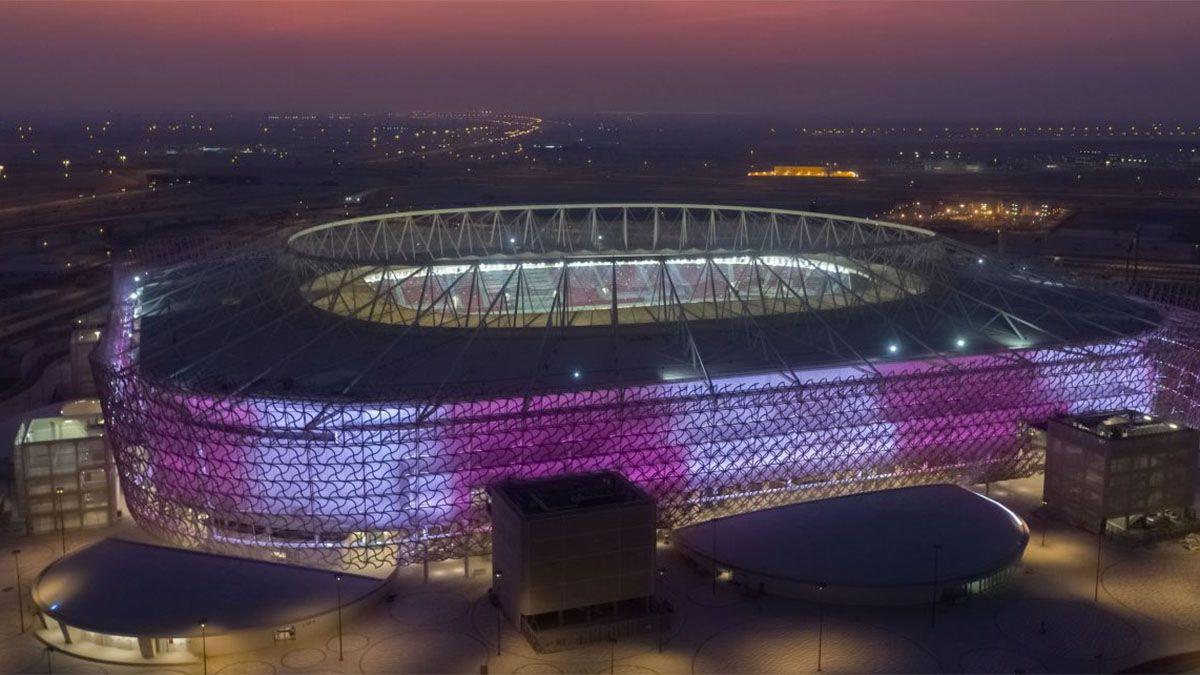 Será inaugurado un estadio en Qatar con un llamativo detalle