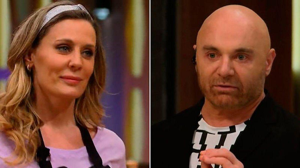 ¡Escándalo! Rocío Marengo hizo trampa en Masterchef Celebrity y Germán Martitegui la liquidó
