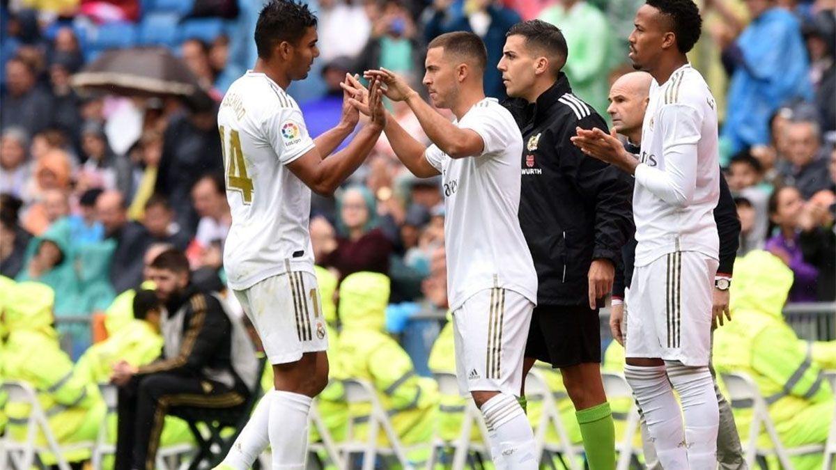 Dos reconocidos jugadores de Real Madrid tienen coronavirus
