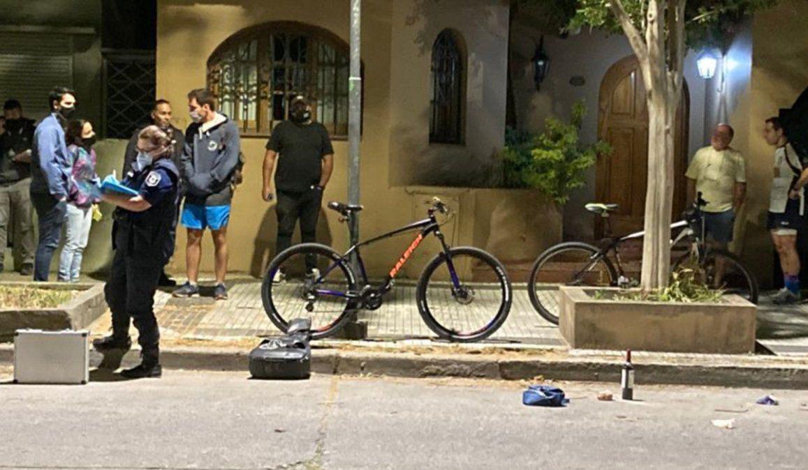 El músico Santiago Stirz fue asesinado cuando transitaba en bicicleta por una calle de La Plata. Una patrulla que estaba a 500 del lugar no acudió al llamado de alerta