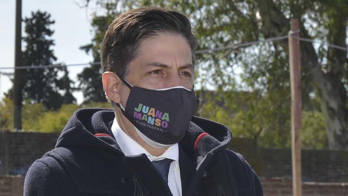 Nicolás Trotta advirtió que la Ciudad de Buenos Aires está en alarma epidemiológica y calificó de irracional la postura de Horacio Rodríguez Larreta.