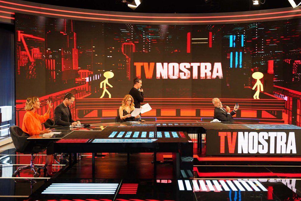 TV Nostra debutó en América TV.