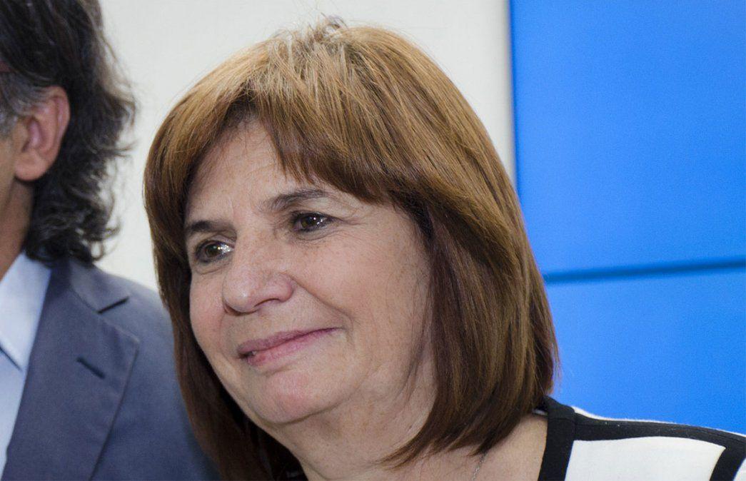 Bullrich: Alberto Fernández está fuera de sus cabales