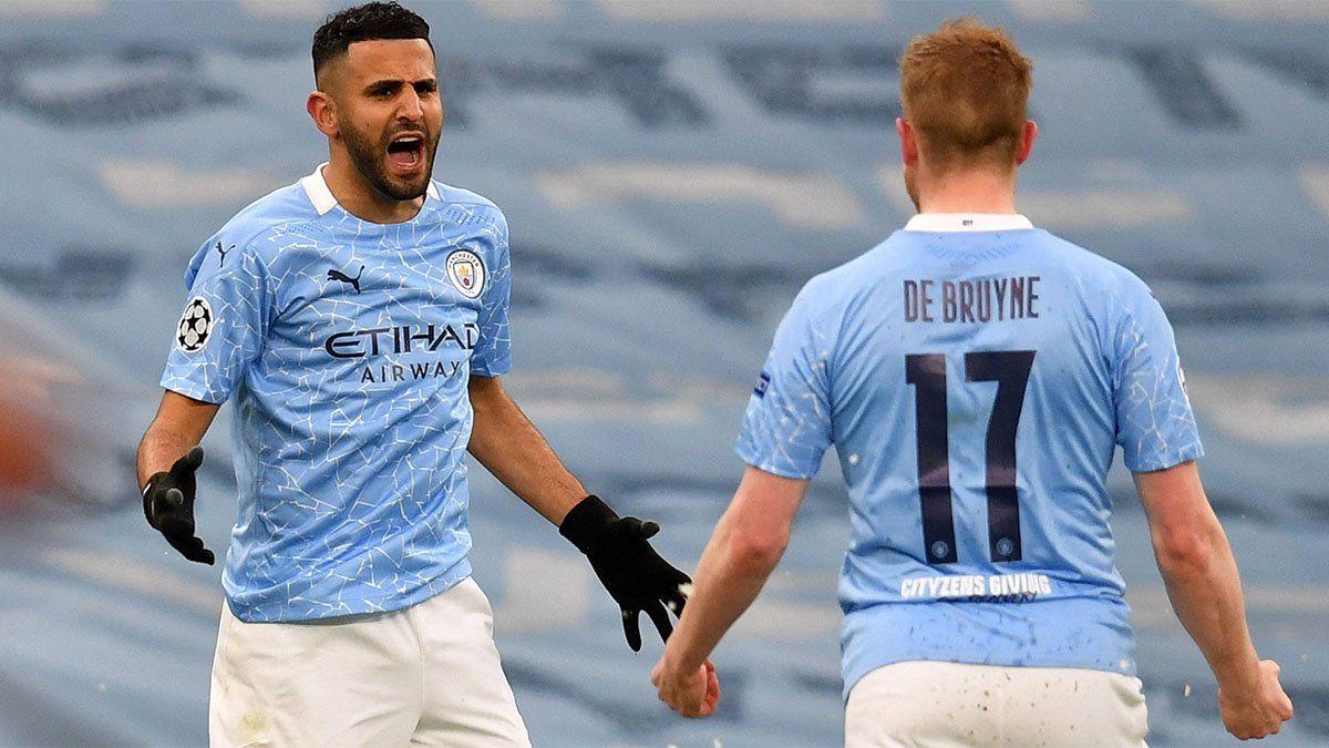 Manchester City derrotó sin problemas al PSG y es finalista