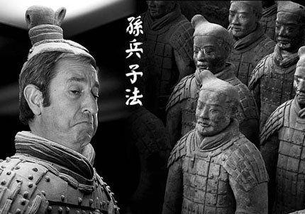A Sun Tzu no le hubiera pasado