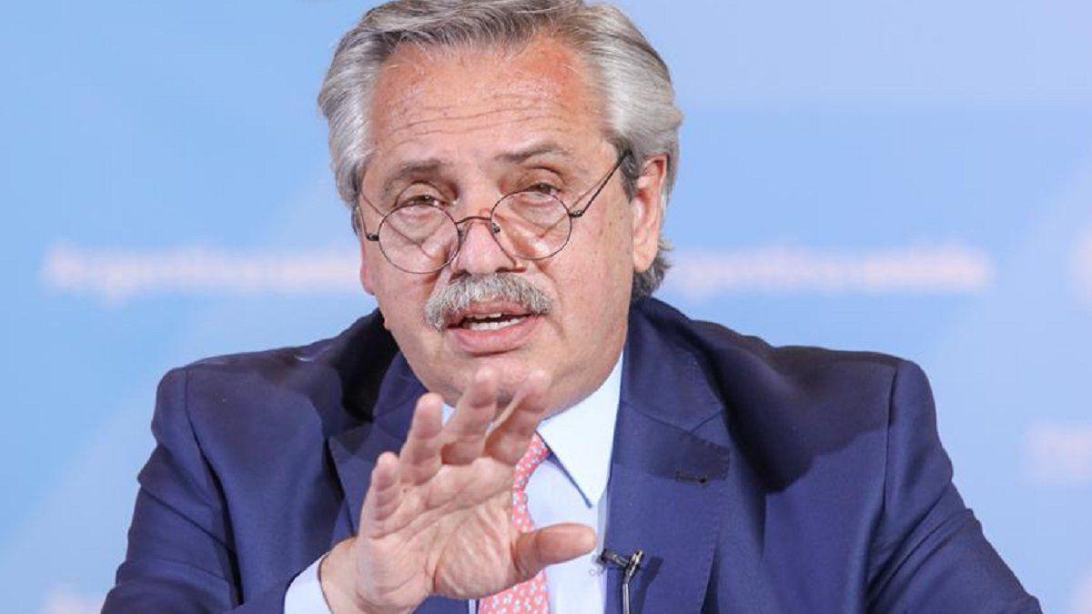 Alberto Fernández deja la circulación en manos de los gobernadores