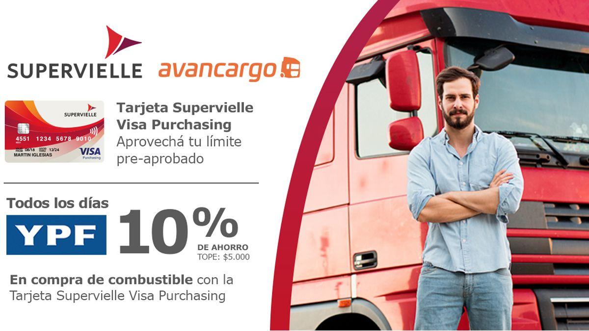 Supervielle - Avancargo.