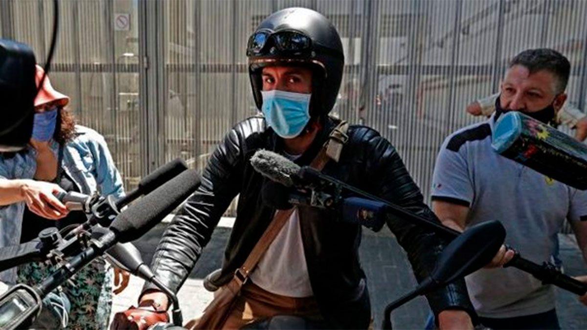 Maradona hoy: su médico Luque reveló que estaba muy enojado