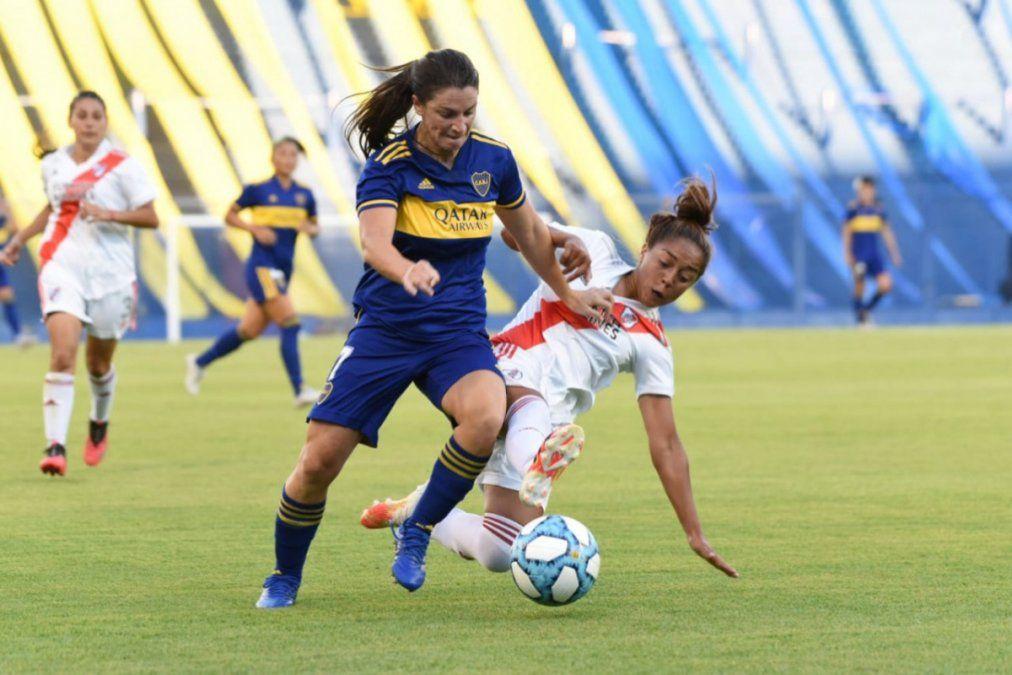 Boca y River ya tienen rivales para la Copa Libertadores femenina