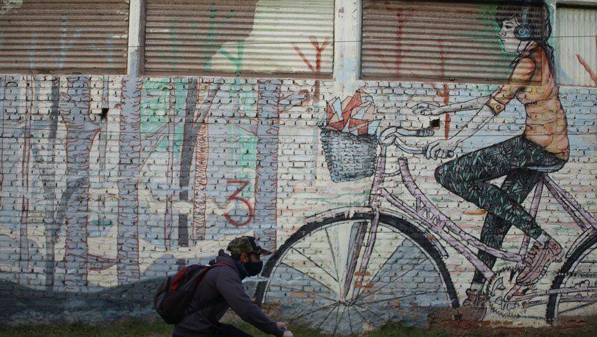 La Comuna de Godoy Cruz incrementó a $3.900 el ítem bici para sus empleados