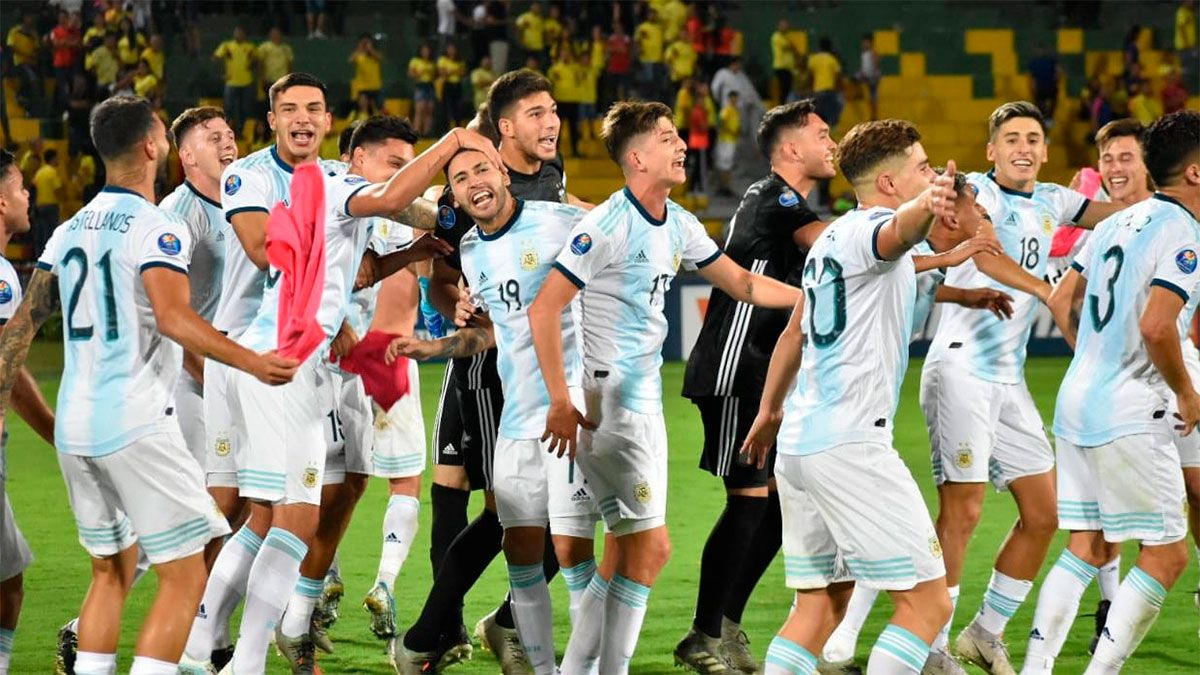 Argentina ya conoce a sus rivales para Tokio 2020