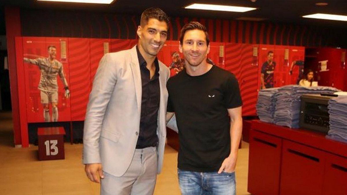 Lionel Messi despidió a Luis Suárez y detonó varias bombas