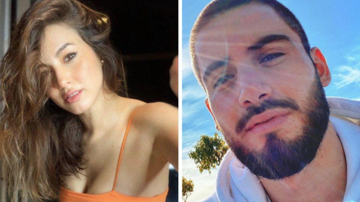 ¡Infraganti! Filtran contundentes fotos de Flor Vigna y Nico Occhiato juntos