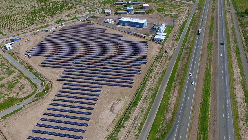 El parque solar más grande de Mendoza sumará energía limpia a la red nacional