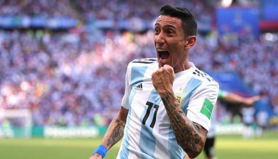Di María volverá a ser citado a la Selección.
