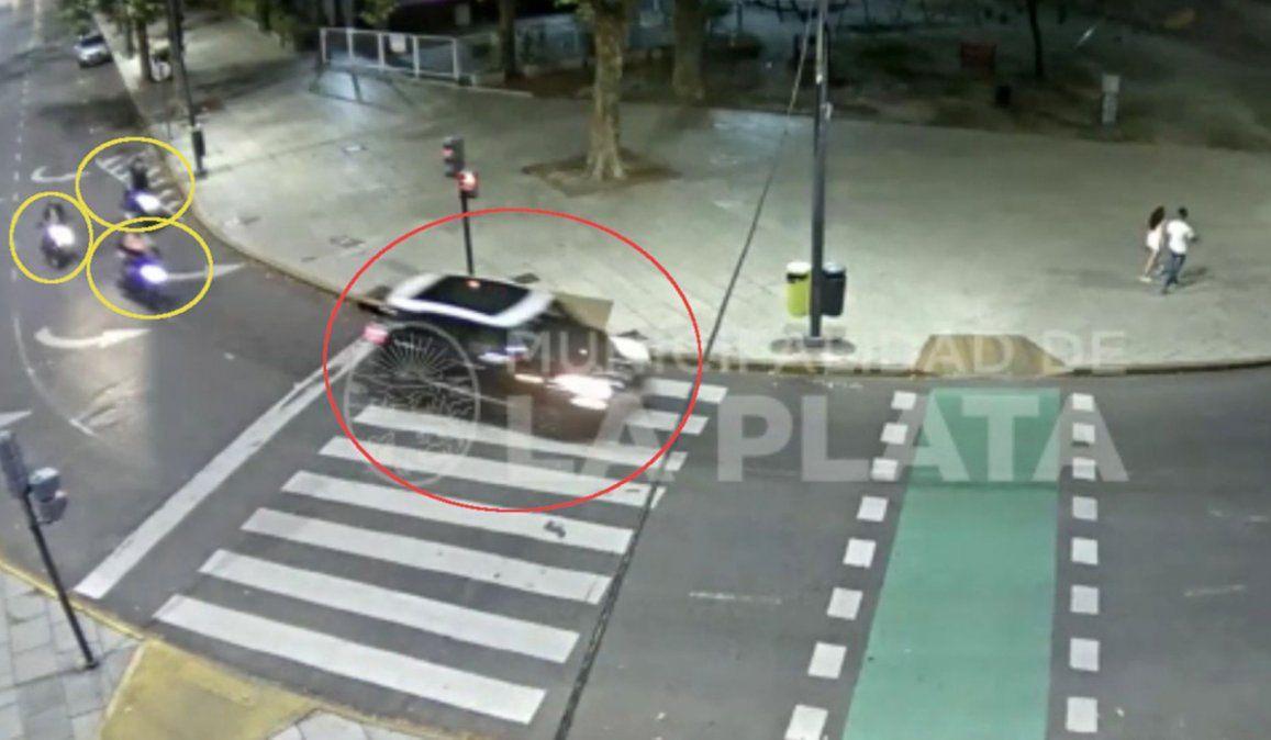 La Justicia de La Plata ordenó un allanamiento en el Centro de Monitorio de la Ciudad por el caso del supuesto asalto a Carolina Píparo y el posterior incidente con motociclistas