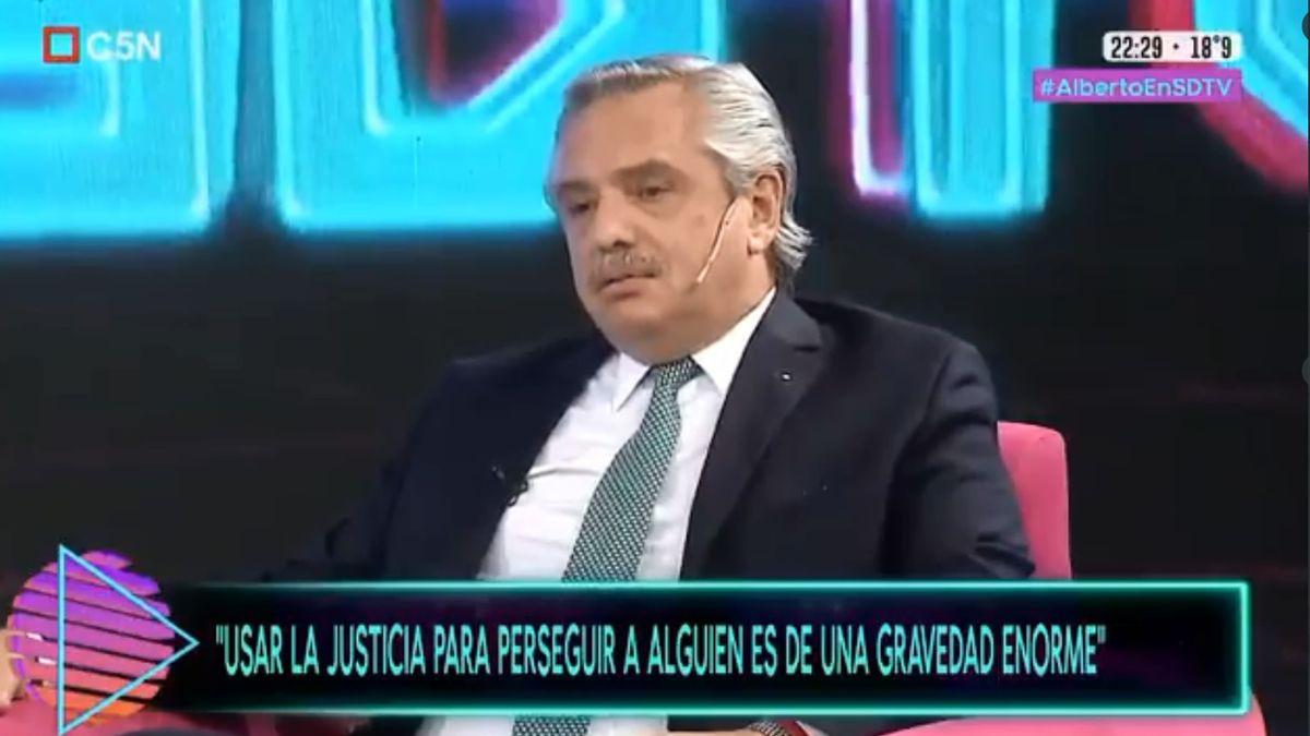 Alberto Fernández: Macri tendría que pedir perdón