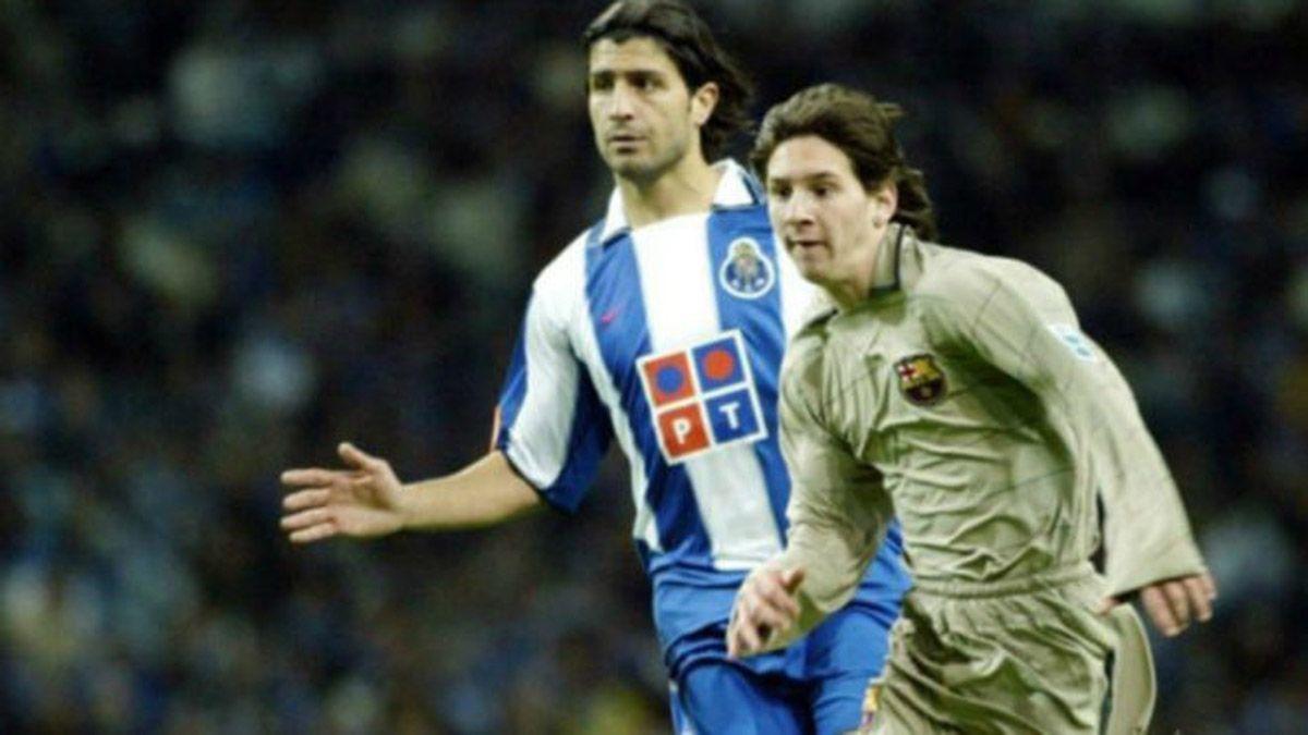 Messi asombró en su debut con la camiseta del Barcelona
