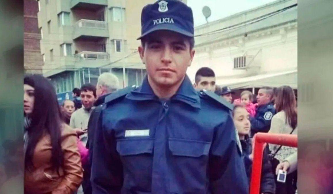 El policía Matías Martínez se declaró culpable en un caso de violencia de genero y este viernes sería condenado a cuatro años de prisión efectiva