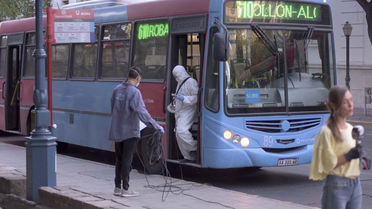 Ayuda al transporte de cada provincia: cuánto le toca a Mendoza