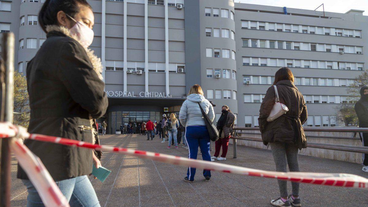 El Gobierno ordenó una investigación sobre la médica del Hospital Central a la que se le atribuye el violento audio