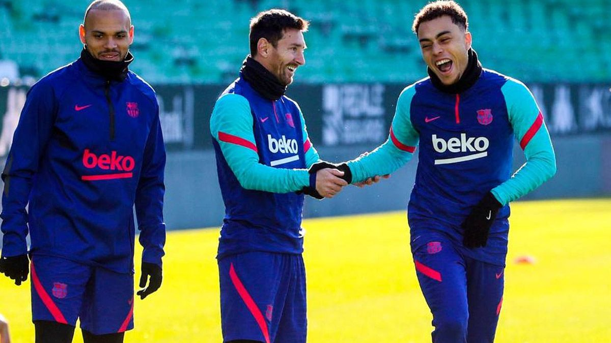 Con Messi, Barcelona buscará ganar la Supercopa de España