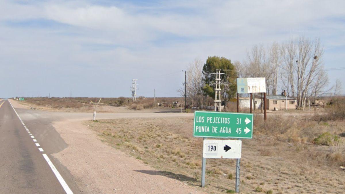 El cuerpo de Humberto Giménez fue encontrado semienterrado en un campo cercano al cruce de las Rutas 143 y 190