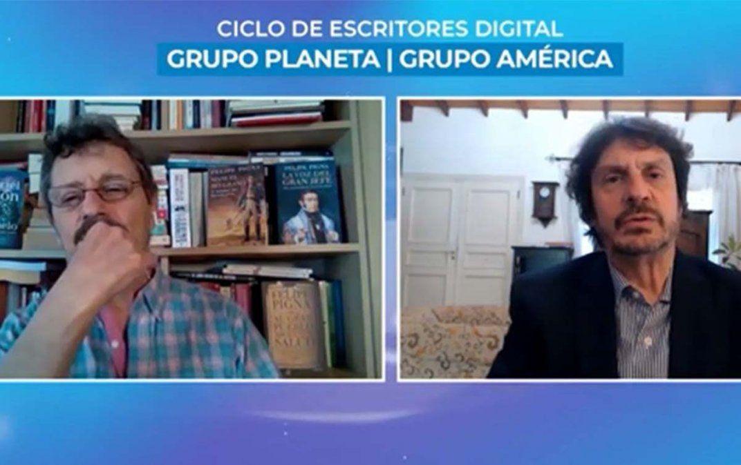 Pigna y su Gardel: Carlitos en el 30 hizo los primeros videoclips de la historia