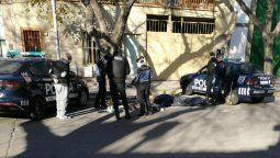 El accidente trágico ocurrió en la Cuarta Sección de Ciudad. Foto: Matías Pascualetti.