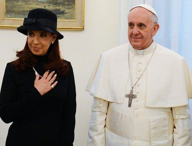 """Cristina sobre su encuentro con Francisco: """"Al ingresar me invadió una tranquilidad perfecta"""""""