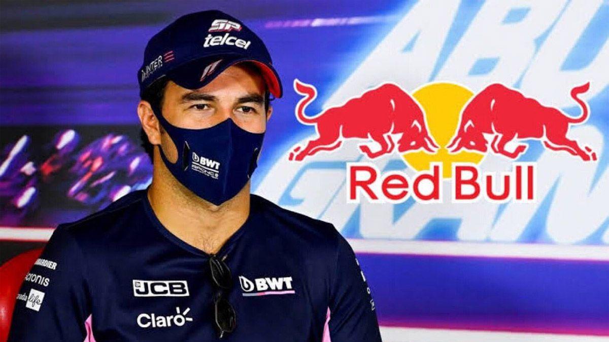 ¡Checo Pérez, nuevo piloto de Red Bull!