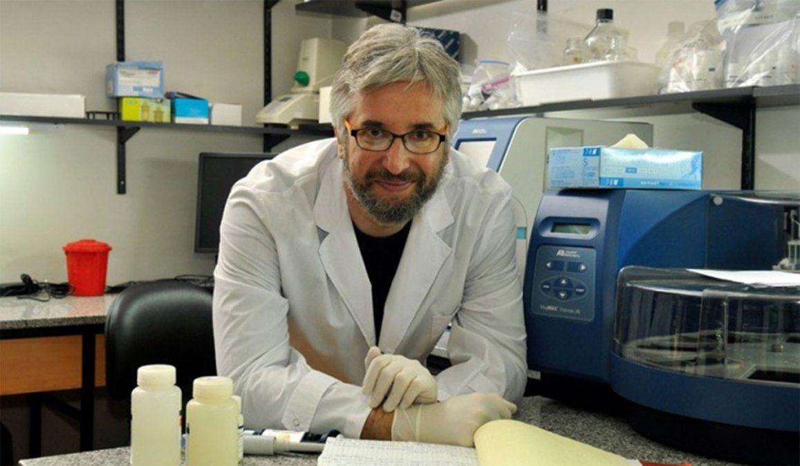 El médico argentino que fabrica la vacuna contra el coronavirus dio positivo por segunda vez