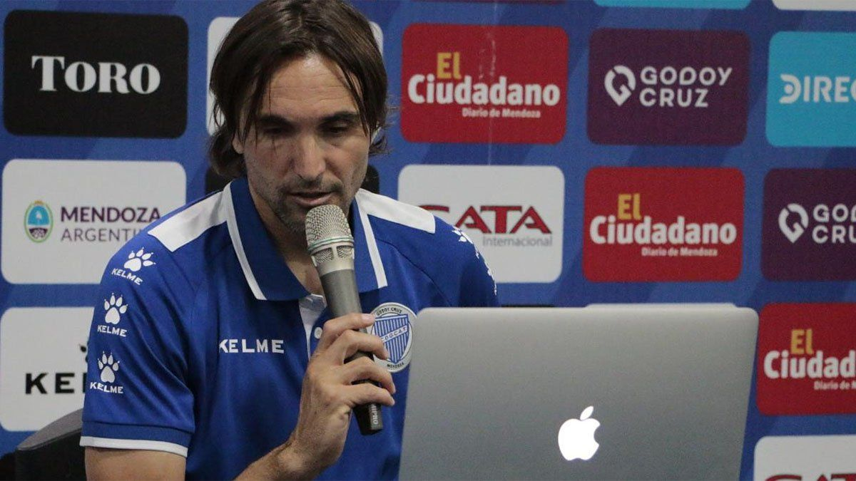 Diego Martínez no puso excusas tras la derrota ante Central