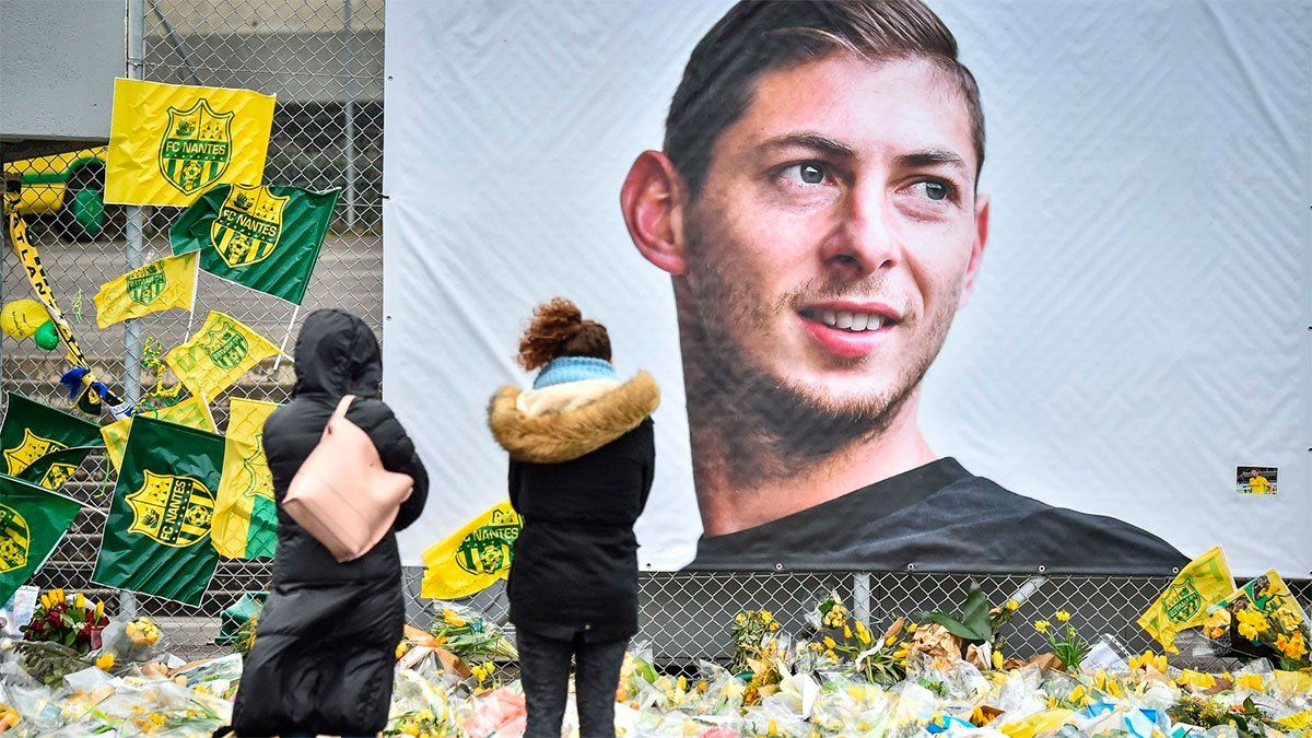 La muerte de Emiliano Sala conmocionó al fútbol mundial.